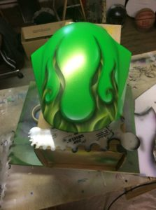 Projet Serum Customize Painting